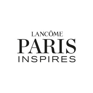 Text: Lancome Paris inspires